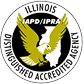 The Addison Park District is a recipient of the Illinois Distinguished Accredited Agency award.