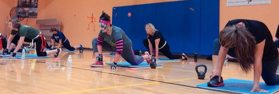 Fitness Classes: Zombie BootCamp