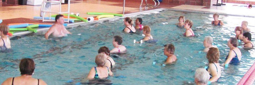 Indoor Pool & Aquatic Classes
