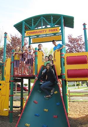 Community Park Playground