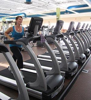 Club Fitness Treadmills