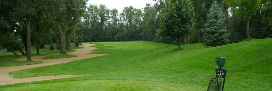 Golf Course Hole 9