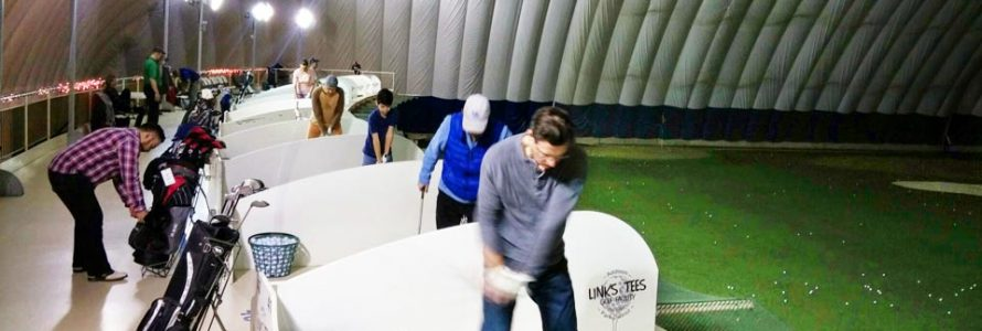 Golf Dome Upper Deck