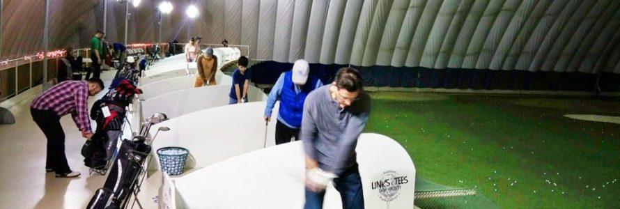 Golf Dome Upper Deck