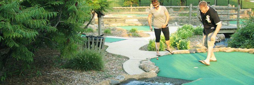Putters Peak Miniature Golf