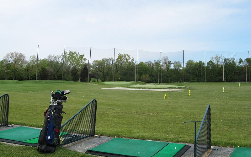 Links & Tees Driving Range