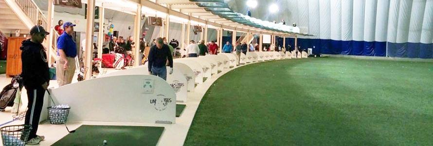 Indoor Golf Dome