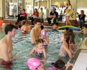 Indoor Swim Lessons