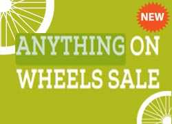 Anything On Wheels Sale