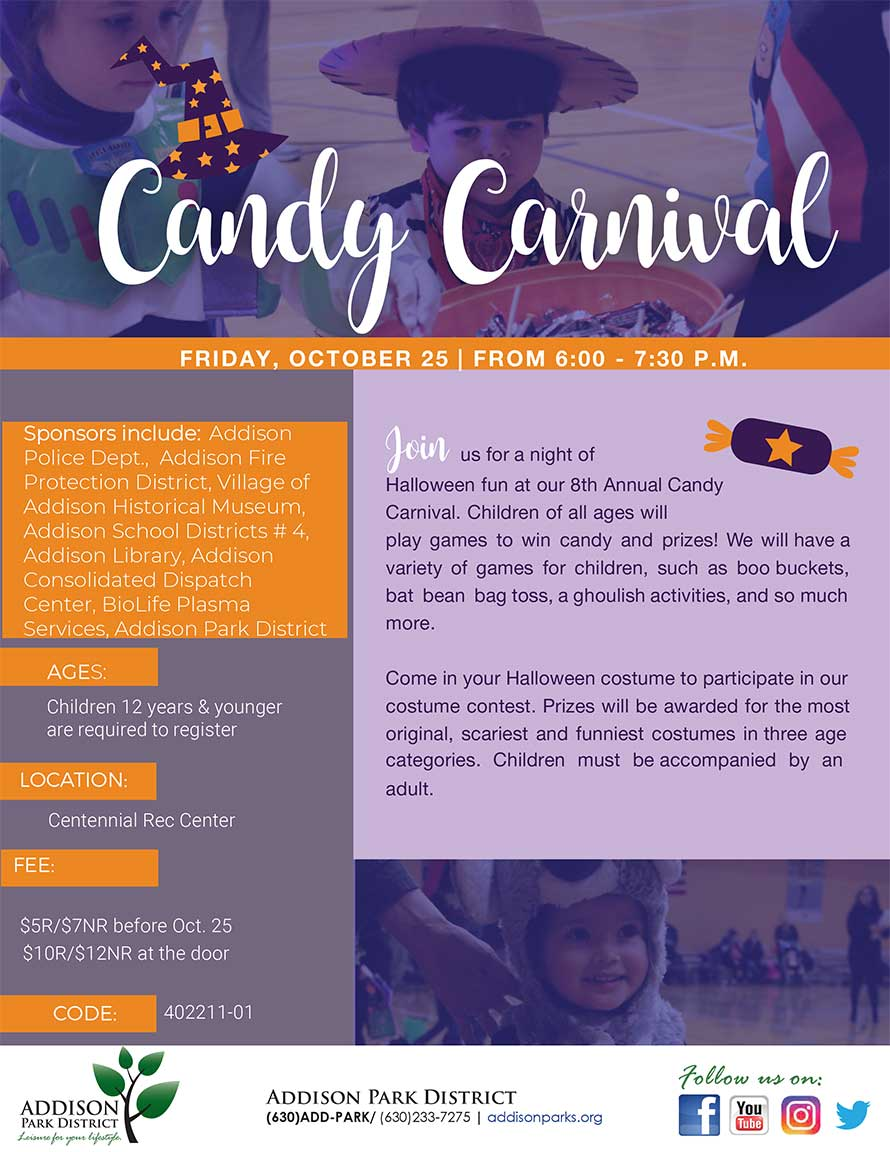 2019 Candy Carnival